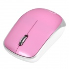 G2 2.4GHz Wireless Optical Mouse 1000dpi w / USB-Receiver - Rosy (1 x AA)