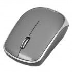 G2 2.4GHz 1000DPI Wireless Optical Mouse w/ USB Receiver - Grey (1 x AA)