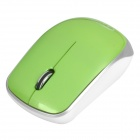 G2 2.4GHz 1000DPI Wireless Optical Mouse w/ USB Receiver - Green (1 x AA)