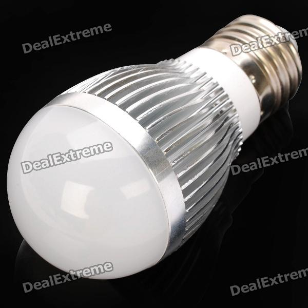 E27 6W 500LM Cold White Light 10*SMD LED Globular Bulb (AC 85~265V)E27<br>Material:PlasticForm  ColorWhitePower6WConnector TypeE27,E2Emitter TypeLEDTotal Emitters:10PowerColor BINCold WhiteColor Temperature6500KPacking List<br>