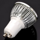 GU10 6.4W 530LM 3000K Warm White Light 16*SMD LED Cup Bulb (AC 220V)