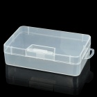 Translucent PP Tool Box Case (Medium Size)