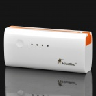 2500mAh Akku External Battery Pack for iPhone - Weiss
