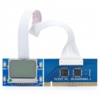 "1.6"" LCD PCI Motherboard Analyzer/Diagnostic Test POST Card"