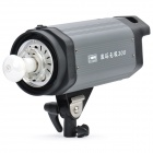Professional 300WS 5300K White Light Studio Flash Lamp (200~240V)