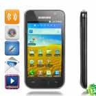 "Samsung I9003 Galaxy SL Android 2.2 WCDMA Smartphone w/ 4.0"" SC-LCD, Wi-Fi and GPS - Black (4GB)"