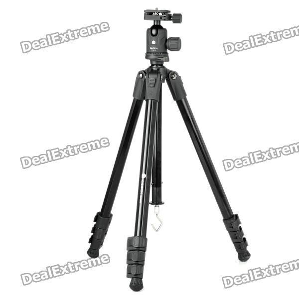 Professional Portable Retractable Tripod for SLR / Digital Camera nsk 16018 deep groove ball bearing single row open pressed steel cage normal clearance metric 90mm bore 140mm od 16mm width 4800rpm maximum rotational speed 39500n static load capacity 415000n dynamic load capacity