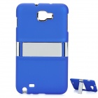Protective Back Case Cover for Samsung i9220 - Blue