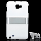 Protective Back Case Cover for Samsung i9220 - White