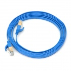 POWERSYNC Cat.6a RJ-45 Stranded Flat Network Cable (2M)