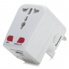 Mundo Universal AC Travel Adapter con puerto USB
