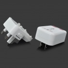 Universal World Travel AC Adapter with USB Power Port