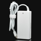 Replacement Notebook 65W Power Supply Adapter for Apple Powerbook G4 Series - White + Black