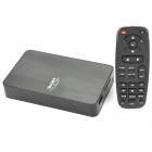 A3HD 1080P Media Player with HDMI V1.3 / SD / USB / AV-Out - Black