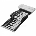USB Powered plegable Soft Piano Keybaord con altavoz incorporado