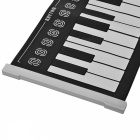 USB Powered Foldable Soft Piano Keybaord with Built-in Speaker