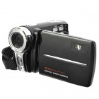 1080P 5MP Car DVR Camcorder Handheld DV w/ 4X Digital Zoom/SD/USB/AV-Out/TV-Out (3.0