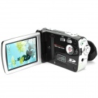 "1080P 5MP Car DVR Camcorder Handheld DV w/ 4X Digital Zoom/SD/USB/AV-Out/TV-Out (3.0"" TFT LCD)"