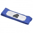 Naruto Rock Tolerance Logo Cosplay Headband - Blue