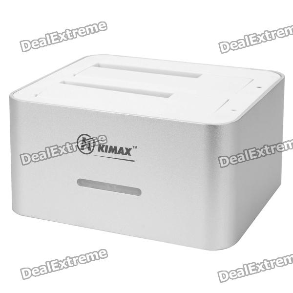 "USB 3.0 Dual 2.5"" / 3.5"" SATA HDD Docking Station"