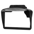 Plastic Sun Shade Visor for 4.3&quot; &amp; 5&quot; GPS Navigators