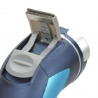 KAIRUI Rechargeable Tri-Floating Loop Speed Foil Shaver Razor w/ Trimmer (AC 220V)