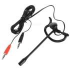 Operator's Style Mono Headset with Microphone (3.5mm)
