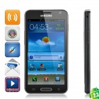 "Samsung GALAXY S II HD LTE Android 2.3 WCDMA Cellphone w/4.6"" Capacitive and GPS - Black (16GB)"