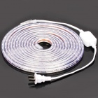 Outdoor Waterproof 24W 300-LED Light Strip - Purple Light (DC 220V / 5M-Length)