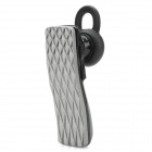 W-sound H35 Bluetooth 2.1 Handsfree Headset with Microphone - Silver (7-Hour Talk/100-Hour Standby)
