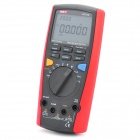 "UNI-T UT71A 3"" LCD Digital Multimeter - Red + Grey (1 x 9V 6F22)"