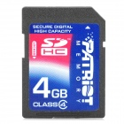 Patriot CLASS 4 SD Card - Black (4GB)