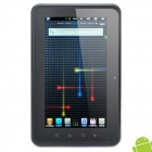 "M13 Android 4.0 Tablet PC w/7"" Capacitive Screen,  Camera, WiFi and HDMI - Black + Silver (8GB)"