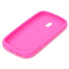 Protective Silicone Case for Samsung i9250 / i515 - Rosy
