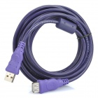 MILLIONWELL USB 2.0 Male to Female Extension Cable (500cm)