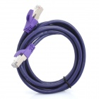High Performance Cat5e Network Ethernet Cable - Purple (2M)