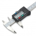 100 mm Acero inoxidable Digital Caliper (in / mm LCD)