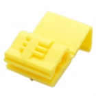 Splice rápida Fio Connector - Yellow (20 Piece Pack)