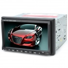 "7"" Resistive Screen Car DVD Media Player w/ GPS / TV / Bluetooth / FM / SD / USB"
