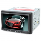 "7"" Resistive Screen Car DVD Media Player w/ TV / Bluetooth / FM / SD / USB"