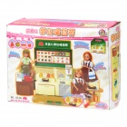 Creative Fast Food Shop Business Simulation Toys Set (4 x AA)