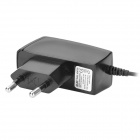 EU Plug AC Power Charger for Samsung Galaxy w/i8150 - Black (100~240V)