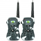 Walkie Talkie Toys for Kids - Grey (1 x 9V / Pair)