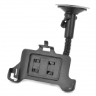 Car Windshield Swivel Mount Holder for Motorola DROID RAZR/XT910 - Black