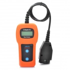 "U380 1.5"" LCD Universal CAN-BUS OBD2 / EOBD 2 Car Diagnostic Code Reader Memo Scanner - Orange"