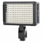 9W 150-LED White Light Video Lamp with Filters for Camera/Camcorder