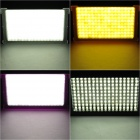 10.5W 170-LED White Light Video Lamp with Filters for Camera/Camcorder