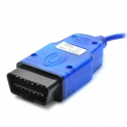 VAG K + CAN Commander Full 1.4 OBD2 Diagnostic Tool for Audi / VW - Blue