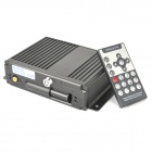 4-Channel Car DVR Audio Video Recorder w/ SD Slot (DC 12~36V)