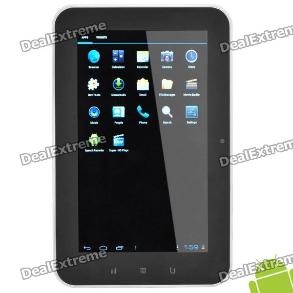 "A10 Android 4.0 Tablet PC  w/ 7.0"" Capacitive, Wi-Fi, HDMI, TF and  Camera (1.4GHz / 8GB)"
